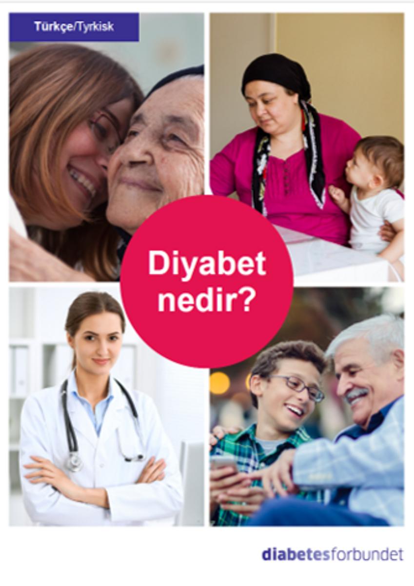 Hva er diabetes? Tyrkisk
